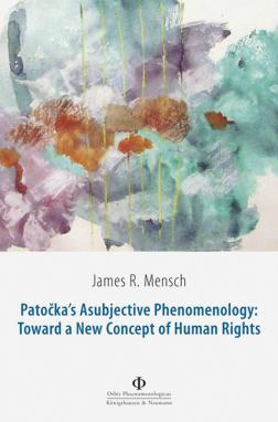 Patocka's Asubjective Phenomenology: Toward a New Concept of Human Rights Book Cover