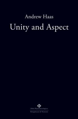Unity and Aspect Book Cover